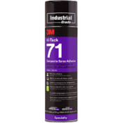 Green 3M Adhesive 71 Spray