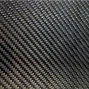 Close Up picture of High Gloss Woven Sheet to show the Woven Fibers