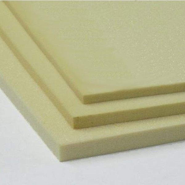 3 sizes of Foam Core stacked
