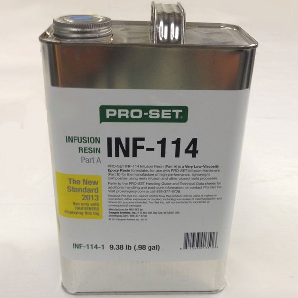 INF-114 Part A .98 Gallon Can
