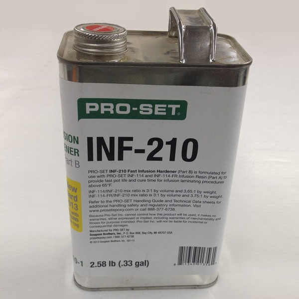 INF-210 Part B .33 Gallon Can