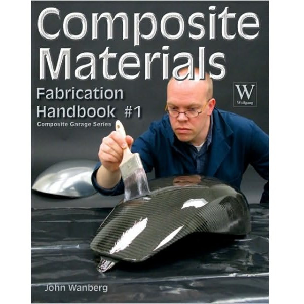 Cover of Composite Material Book #1