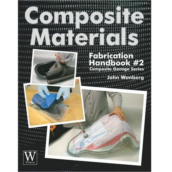 Cover of Composite Material Book #2