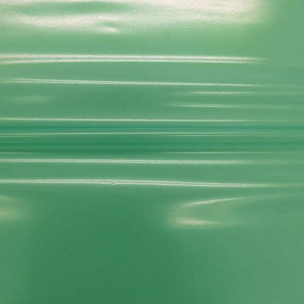 High Stretch Bag Film Green Swatch