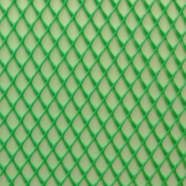 Resin Infusion Mesh - Green Swatch