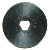 Replacement Blade for Rotary Cutter face up
