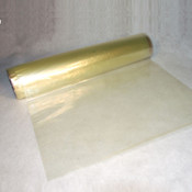 Nylon Bag Film partially unrolled
