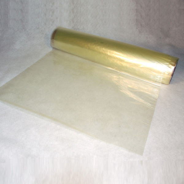 Nylon Vacuum Bag Tube partially unrolled