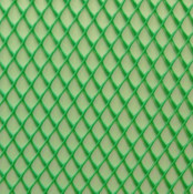 Close Up of Green Mesh