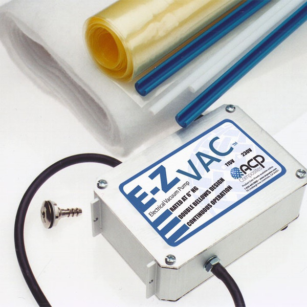 Close Up EZ-Vac Pump