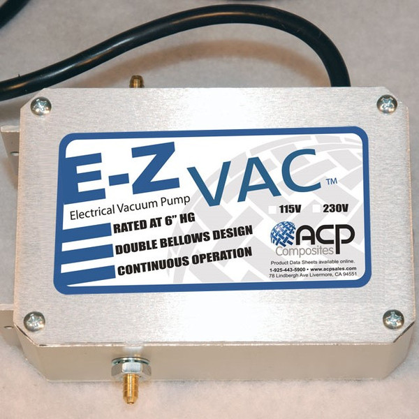 EZ-Vac Pump Unit