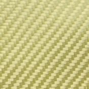 Close Up of 2x2 Twill Aramid Fabric 5 oz