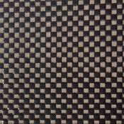 Top View of Checkered Carbon Fiber Fabric