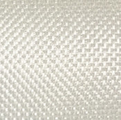 Close Up of Fiberglass Tooling Fabric Plain Weave